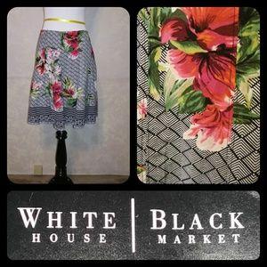 NWT White House Black Market skirt